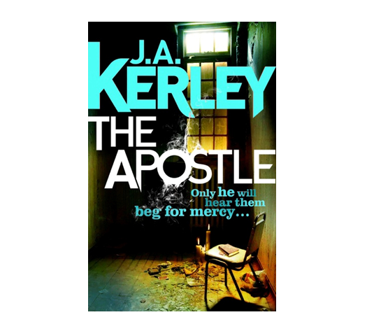 The Apostle - by Jack Kerley